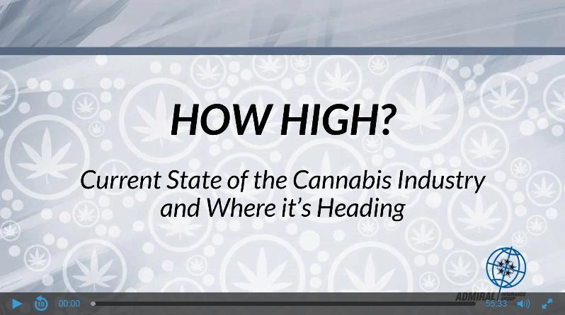 Cannabis Insurance Webinar Video